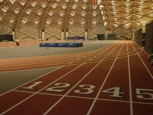 Princeton Indoor Track